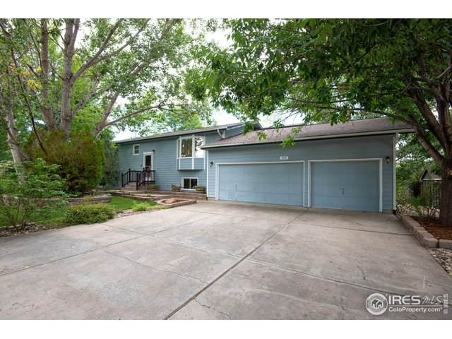 308 Jewel Ct, Fort Collins, CO 80525 (#919935) :: The Brokerage Group