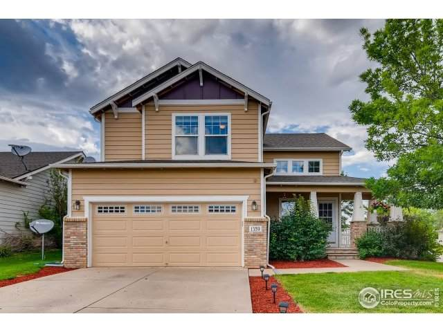 1389 Swallow St, Loveland, CO 80537 (#919965) :: Re/Max Structure