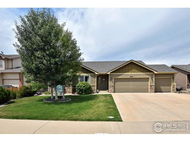 9075 Smoke Signal Way, Wellington, CO 80549 (MLS #919967) :: Keller Williams Realty