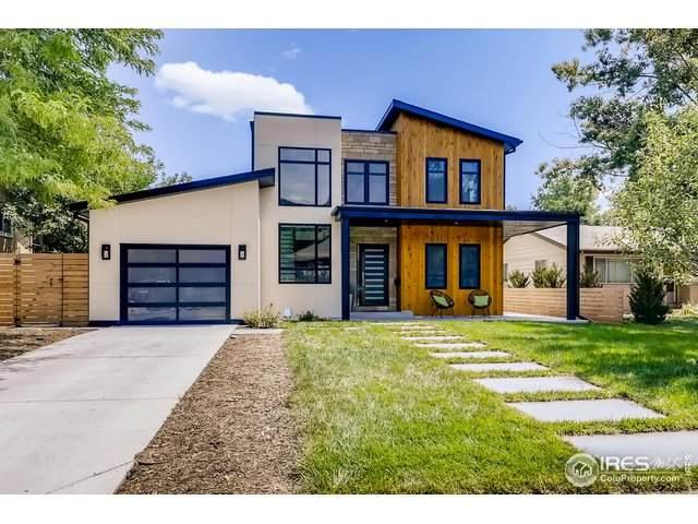 3580 16th St, Boulder, CO 80304 (MLS #919979) :: 8z Real Estate