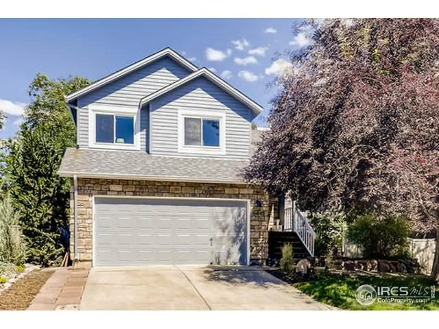 5440 Glendale Gulch Cir, Boulder, CO 80301 (#919986) :: Kimberly Austin Properties