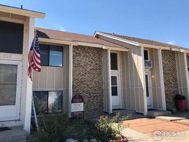 327 S 3rd St, La Salle, CO 80645 (MLS #919993) :: 8z Real Estate