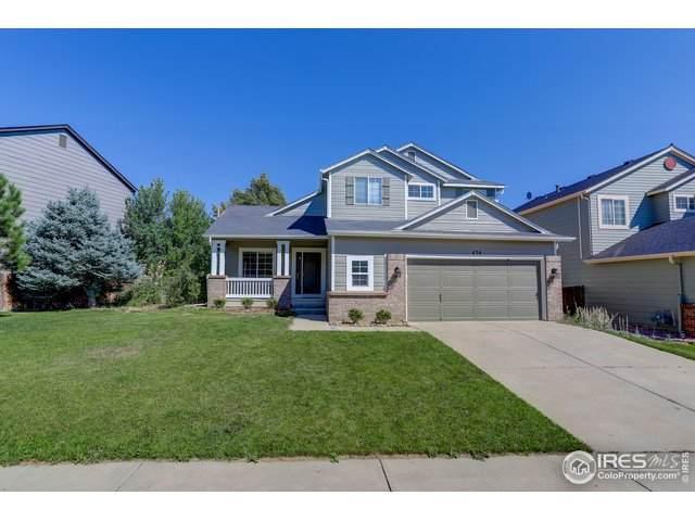 436 Tynan Ct, Erie, CO 80516 (MLS #919998) :: 8z Real Estate