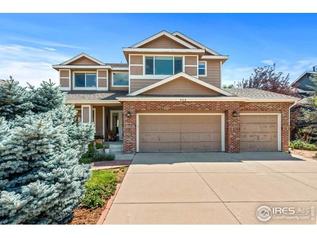608 Allen Dr, Longmont, CO 80503 (MLS #920002) :: 8z Real Estate