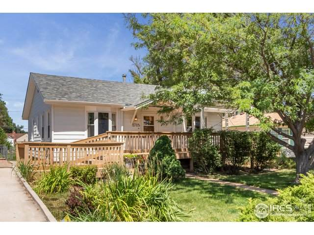 1715 13th St, Greeley, CO 80631 (MLS #920010) :: The Wentworth Company