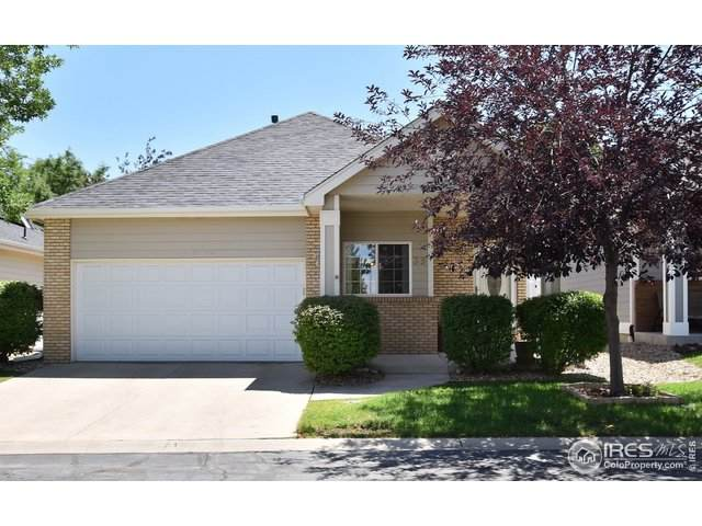 3822 W 11th St #39, Greeley, CO 80634 (MLS #920022) :: 8z Real Estate