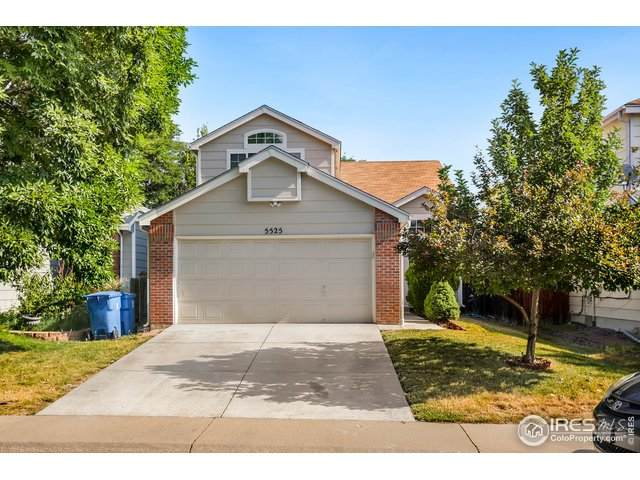 5525 W 115th Pl, Westminster, CO 80020 (MLS #920024) :: Neuhaus Real Estate, Inc.