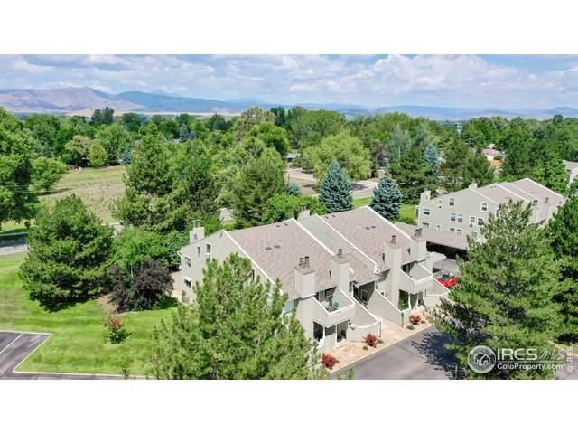 6877 Countryside Ln #274, Niwot, CO 80503 (MLS #920030) :: Hub Real Estate