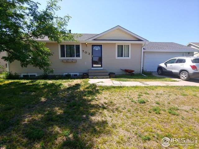 703 Lark Ln, Sterling, CO 80751 (#920044) :: The Brokerage Group