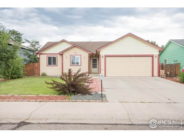 1117 E 25th St Ln, Greeley, CO 80631 (MLS #920050) :: Bliss Realty Group