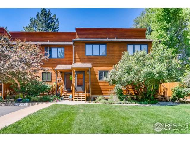 3371 Hickok Pl #3, Boulder, CO 80301 (MLS #920054) :: Jenn Porter Group