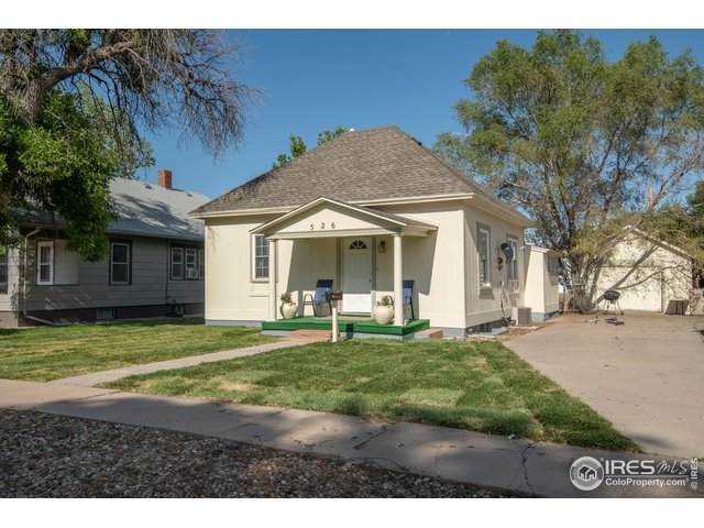 526 Deuel St, Fort Morgan, CO 80701 (#920089) :: The Brokerage Group