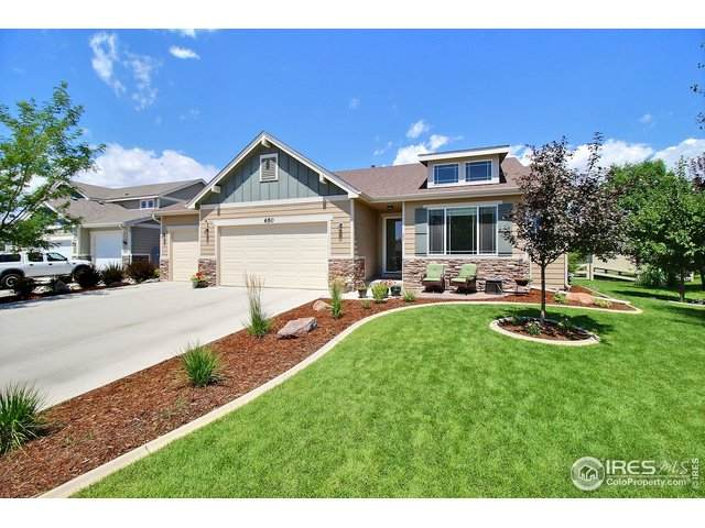 650 Red Tail Dr, Eaton, CO 80615 (MLS #920098) :: 8z Real Estate