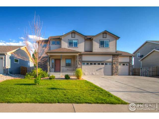 4203 Cypress Ridge Ln, Wellington, CO 80549 (MLS #920113) :: Jenn Porter Group