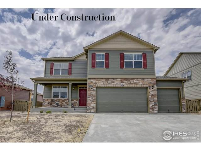 6824 Gateway Crossing St, Wellington, CO 80549 (MLS #920117) :: Jenn Porter Group