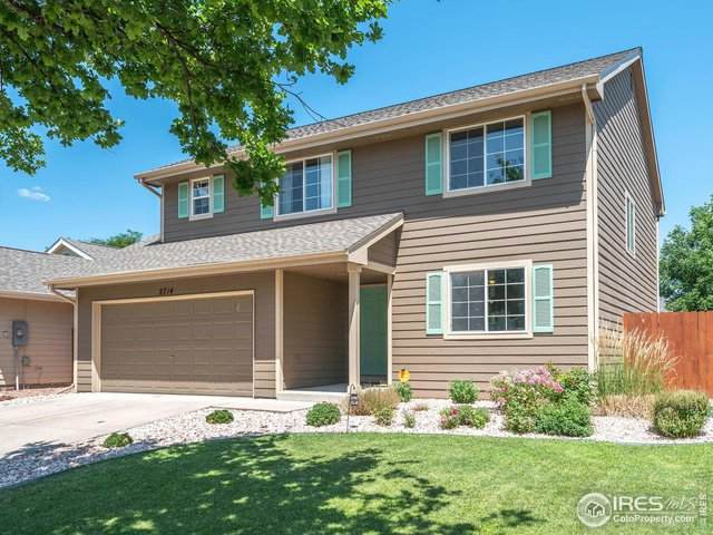 2714 Paddington Rd, Fort Collins, CO 80525 (#920160) :: Peak Properties Group