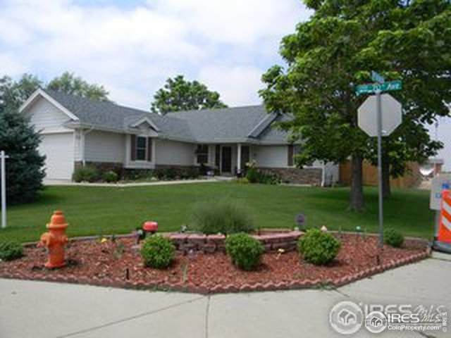 1715 70th Ave, Greeley, CO 80634 (MLS #920174) :: The Wentworth Company