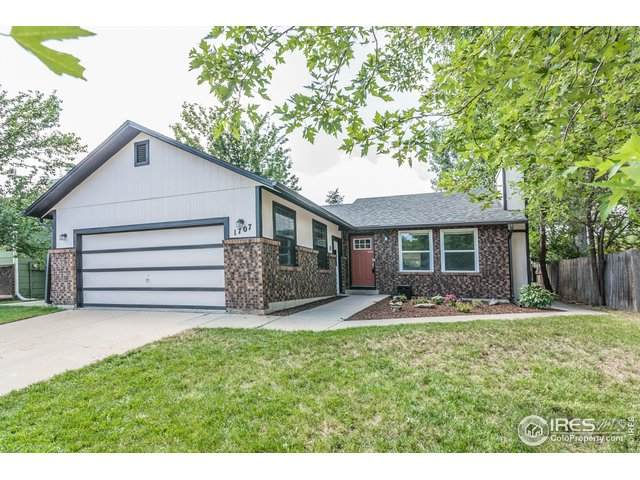 1707 Hastings Dr, Fort Collins, CO 80526 (MLS #920183) :: Hub Real Estate