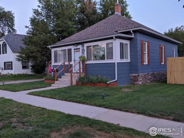 115 Denver St, Sterling, CO 80751 (MLS #920185) :: Jenn Porter Group