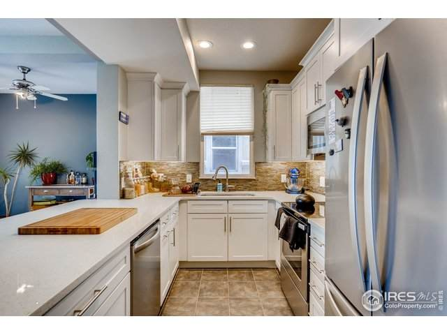 1521 Vine St #106, Denver, CO 80206 (#920191) :: James Crocker Team