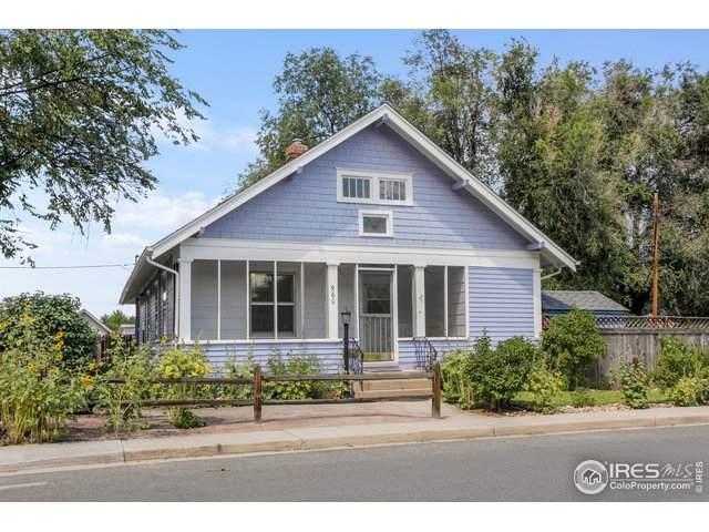 960 11th Ave, Longmont, CO 80501 (MLS #920204) :: 8z Real Estate