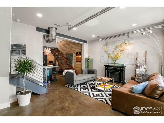 1421 Oneida St #2, Denver, CO 80220 (MLS #920207) :: Kittle Real Estate