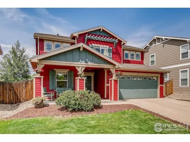 827 Turpin Way, Erie, CO 80516 (MLS #920210) :: 8z Real Estate