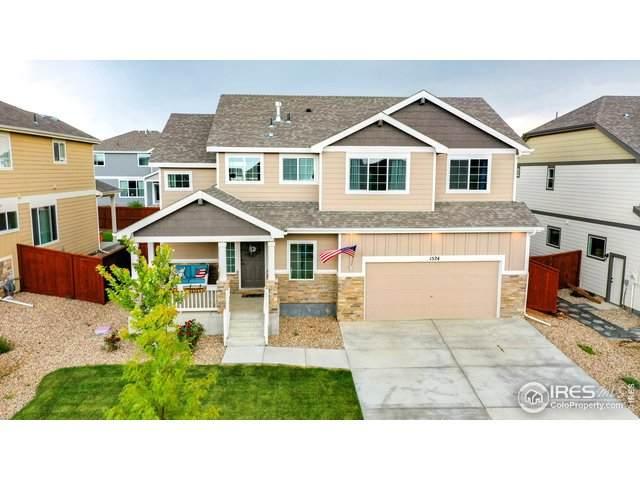 1524 Morning Glow Dr, Windsor, CO 80550 (MLS #920216) :: 8z Real Estate