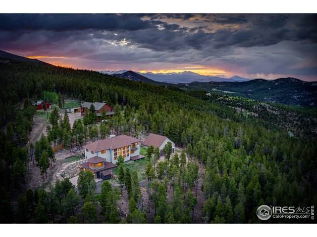 33459 Lyttle Dowdle Dr, Golden, CO 80403 (MLS #920219) :: The Wentworth Company