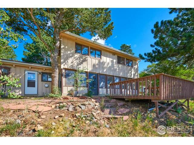 525 Brown St, Nederland, CO 80466 (MLS #920224) :: 8z Real Estate