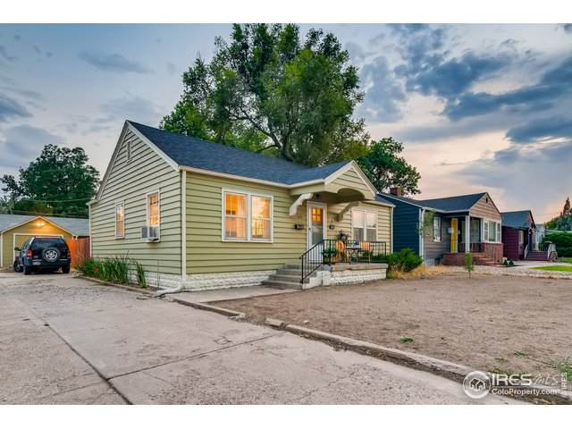 1914 11th St, Greeley, CO 80631 (MLS #920237) :: Wheelhouse Realty