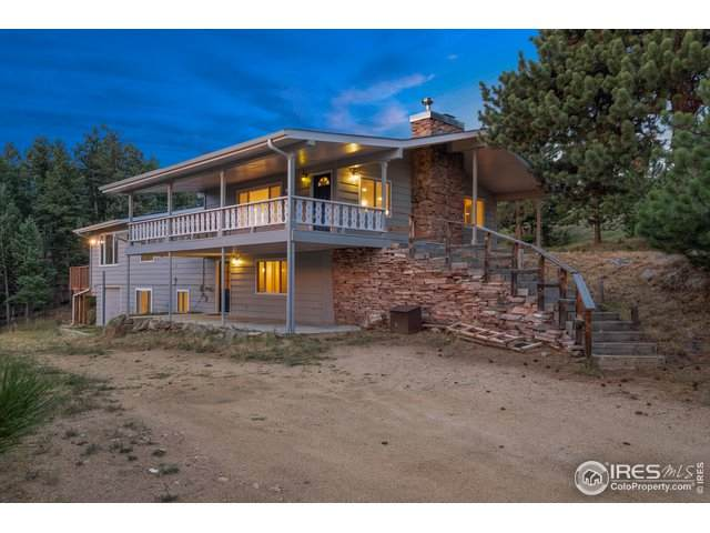 1073 Deer Trail Rd, Boulder, CO 80302 (MLS #920242) :: June's Team