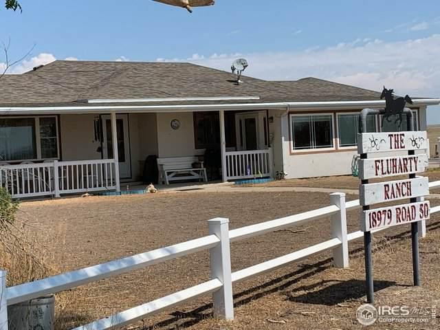 18979 County Road 50, Sterling, CO 80751 (MLS #920247) :: 8z Real Estate