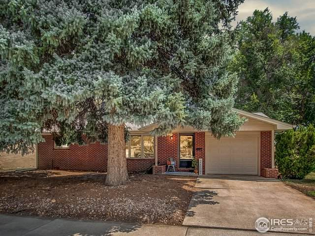 1106 Frontier Dr, Longmont, CO 80501 (MLS #920248) :: 8z Real Estate