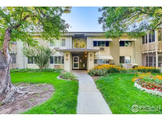 665 S Clinton St #13B, Denver, CO 80247 (MLS #920250) :: J2 Real Estate Group at Remax Alliance