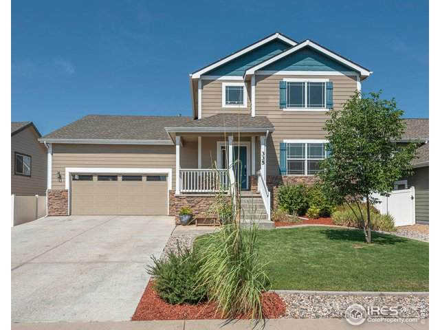335 Keystone Dr, Windsor, CO 80550 (MLS #920253) :: 8z Real Estate
