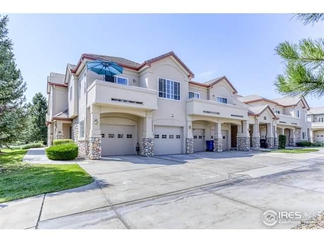 10720 Eliot Cir #101, Denver, CO 80234 (MLS #920254) :: Hub Real Estate