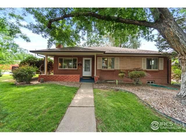 6595 S Elmwood St, Littleton, CO 80120 (MLS #920259) :: Downtown Real Estate Partners