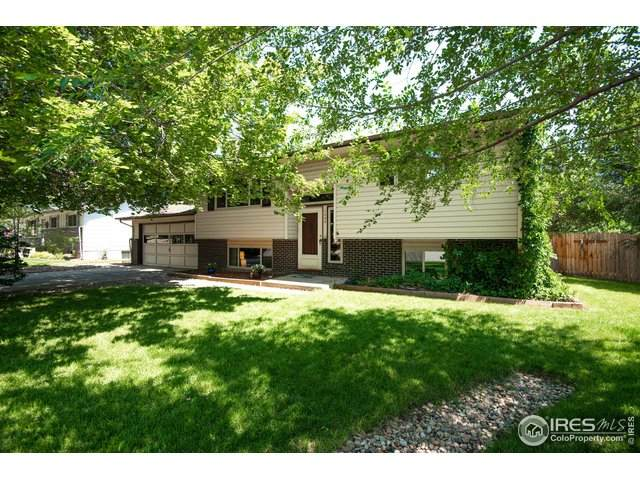 1404 Ponderosa Dr, Fort Collins, CO 80521 (MLS #920267) :: Jenn Porter Group