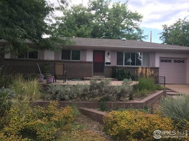 2720 Carnegie Dr, Boulder, CO 80305 (MLS #920282) :: 8z Real Estate