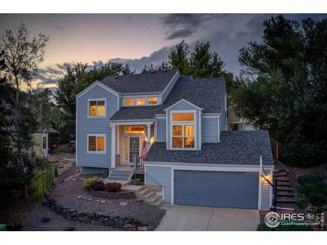 895 Larkspur Ct, Louisville, CO 80027 (#920285) :: Compass Colorado Realty