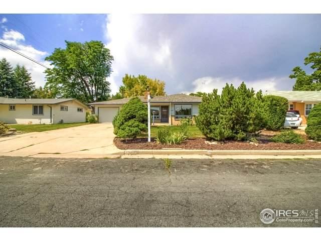 1535 W 15th St, Loveland, CO 80538 (MLS #920287) :: 8z Real Estate
