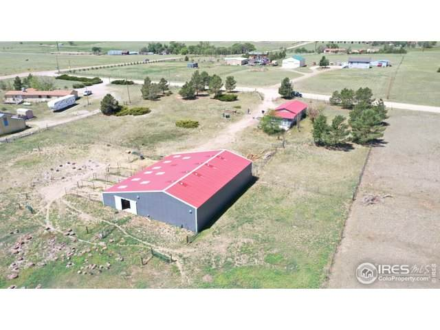 5585 Good Fortune Rd, Peyton, CO 80831 (MLS #920291) :: 8z Real Estate
