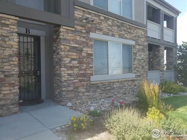 16615 Las Ramblas Ln B, Parker, CO 80134 (MLS #920295) :: Hub Real Estate