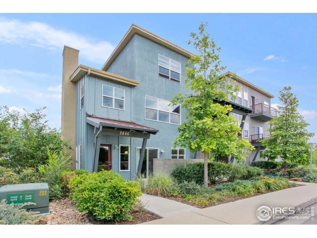 3646 Pinedale St G, Boulder, CO 80301 (MLS #920297) :: Wheelhouse Realty