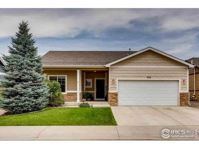 820 Village Dr, Milliken, CO 80543 (MLS #920299) :: 8z Real Estate