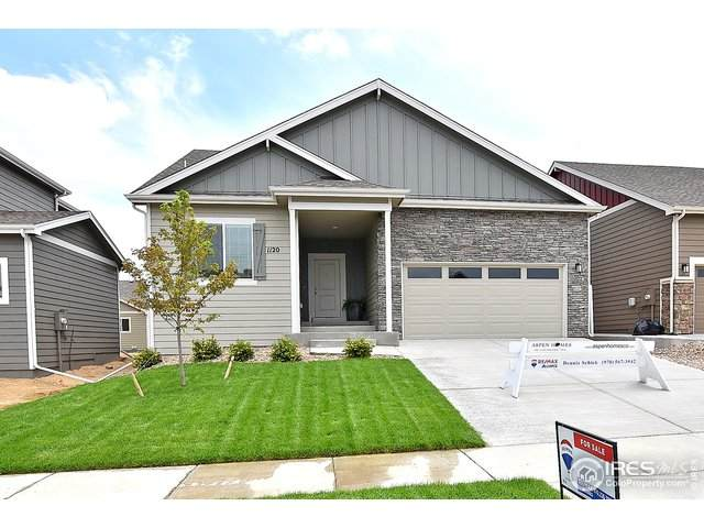 1211 104th Ave, Greeley, CO 80634 (MLS #920302) :: Wheelhouse Realty