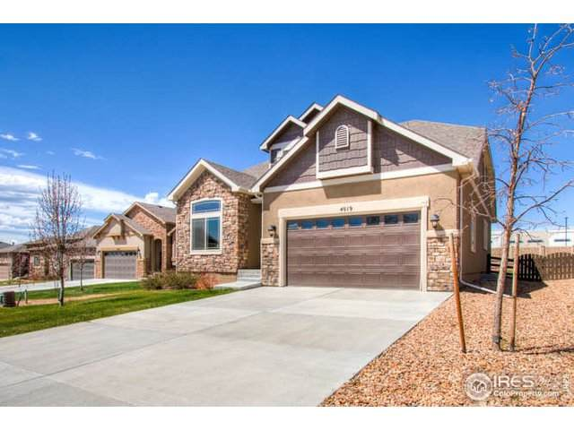4019 Blackbrush Pl, Johnstown, CO 80534 (#920303) :: The Brokerage Group