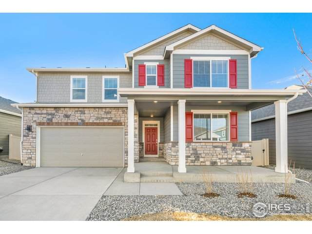 6821 Morrison Dr, Frederick, CO 80530 (MLS #920308) :: Downtown Real Estate Partners