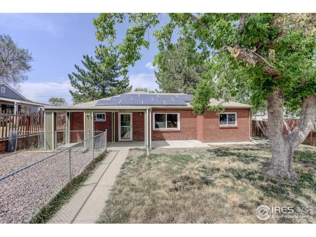 1051 Oak Pl, Thornton, CO 80229 (MLS #920310) :: Fathom Realty